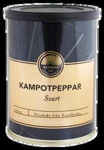Bild på Kampotpeppar svart 150 g