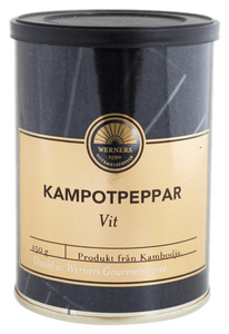 Bild på Kampotpeppar vit 150 g
