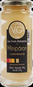 Bild på Minipäron i Päronbrandy 338 g