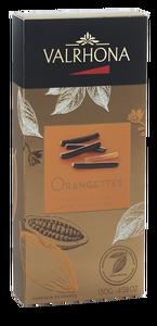 Bild på Valrhona Orangettes 130 g