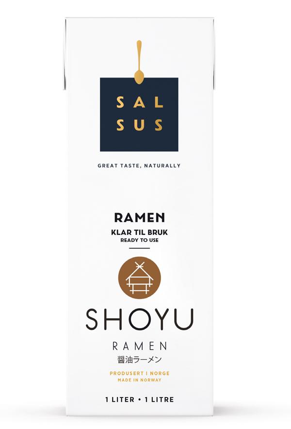Ramen Shoyu buljong 1 L