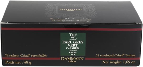 Te Earl Grey Calabria 24 påsar